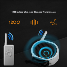 Drahtlose Lautsprecher Drone Megaphon für DJI Mavic Mini SG907 E520s M8 für DJI Elf 3 4 Serie für Harbinson ZINO universal Drohnen