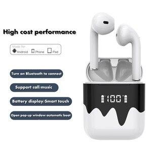 Спортивные наушники, беспроводные наушники, Bluetooth наушники, бас стерео гарнитуры, игровые гарнитуры с микрофоном PK i200 i500