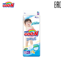 Подгузники GOON Boys and Girls 12-20 кг(42 шт.) XL