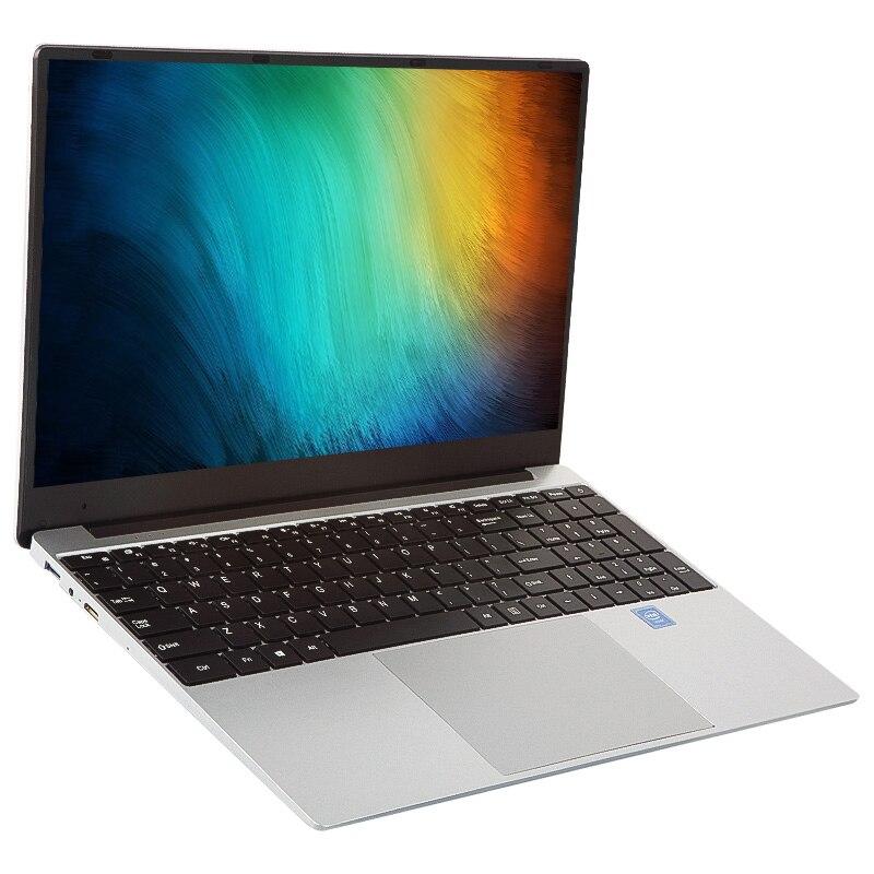 Intel Core i7 Notebook Computer 15,6 zoll 8GB RAM 256 GB/512 GB/1 TB SSD J3160 quad Core Laptops Mit FHD Display Ultrabook