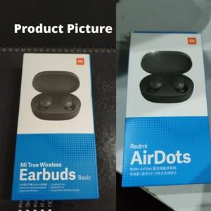 Image 5 - XIAOMI Airdots Pro Air 2 Mi True Wireless Earphone 2 Redmi Airdots TWS Bluetooth 5.0 14H Battery life Mi AI LHDC Tap Control