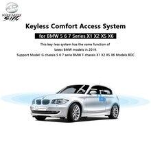 Anahtarsız konfor erişim BMW BDC sistemi anahtarsız giriş BMW G şasi 5 6 7 serisi BMW F şasi x1 X2 X5 X6 modelleri BDC