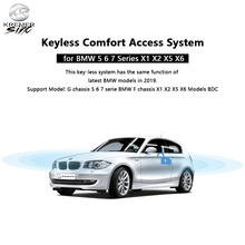 Keyless Comfort Access for BMW BDC system keyless enter for BMW G chassis 5 6 7 serie BMW F chassis X1 X2 X5 X6 Models BDC