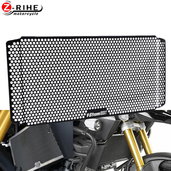 For Suzuki V-Strom 1000XT 1000 XT Radiator 2018-2019 Motorcycle Accessories Radiator Grille Guard Protection Cover Aluminium