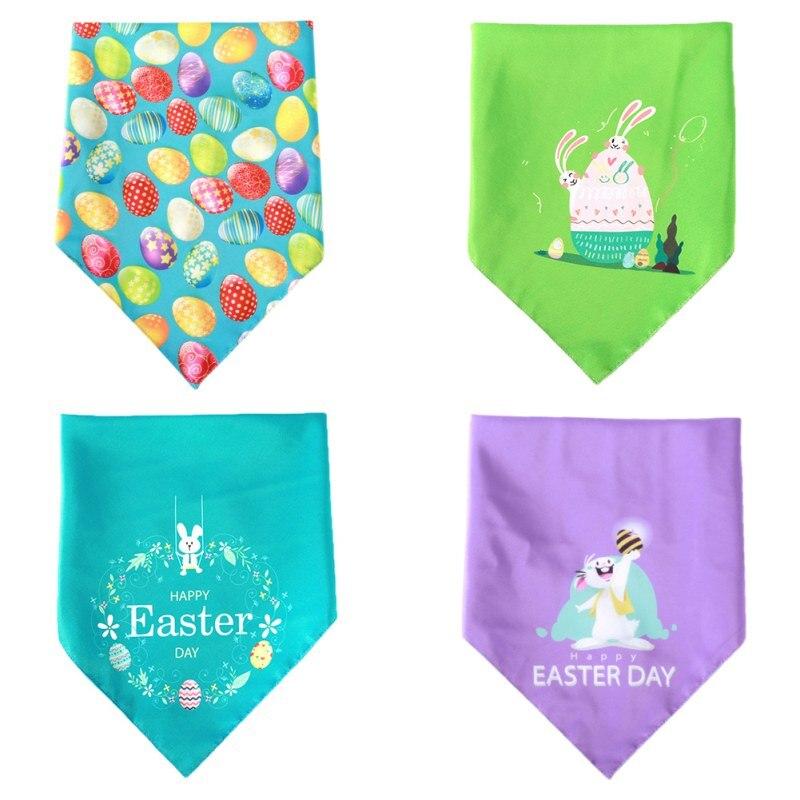 font b Pet b font Dog Collar Easter Decoration Scarf Neckerchief font b Pet b