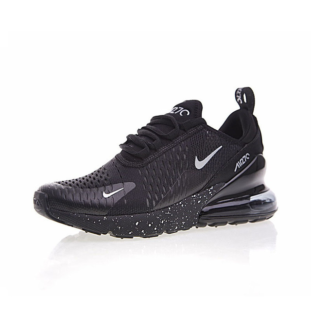 Original Nike Air Max 270 Men's Breathable Running Shoes Sport 2019 New Arrival Authentic Outdoor Sneakers Designer AH8050-202