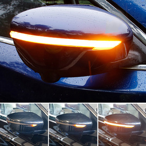 Luz LED dinámica intermitente secuencial para Nissan x-trail T32 Qashqai J11 Murano Z52 Navara NP300 Pathfinder