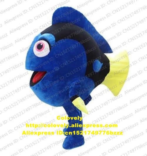 Dory Nemo Ikan Badut Maskot Kostum Dewasa Kartun Karakter Pakaian Sesuai dengan Mode Populer Simbolis Duta Besar CX044 Gratis Shiping