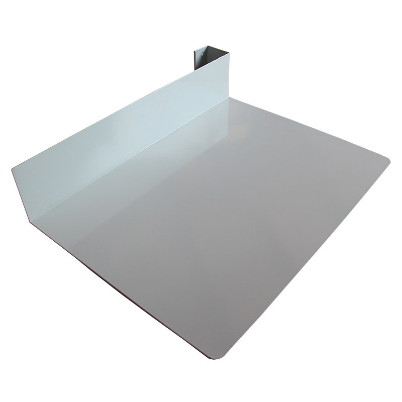 Storage Shelf Partition Industrial Metal Isolation Sheet Clothing Warehouse Hardware Separate Goods Baffle Guangdong Province|  - title=