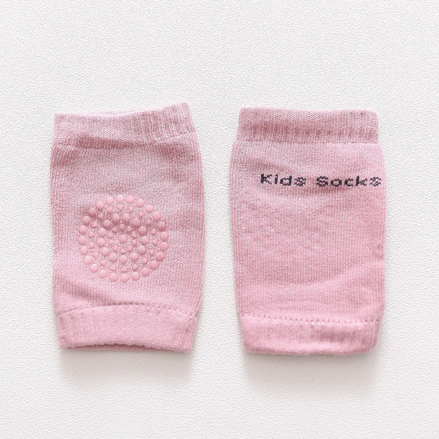 1 Pair Cozy Baby knee pad kids safety crawling elbow cushion infant toddlers baby leg warmer Knee Support Protector 2021 New 5