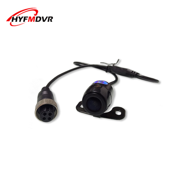 Factory wholesale large wide Angle car camera 2 million pixels hd monitoring probe car recorder rear view video CCTV waterproof image