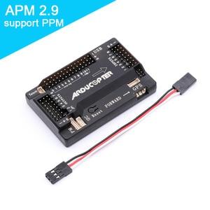 Image 2 - Apm2.9 apm2.8 placa de controlador de voo, suporte para ppm apm2.6 2.8, bússola interna atualizada para quadricóptero rc