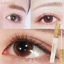 LANBENA Eyelash Growth Eye Serum 7 Day Eyelash Enhancer Longer Fuller Thicker Lashes Eyelashes Eyebrows Enhancer Eye Care liquid цена и фото