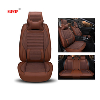 Special car seat cover For Chrysler 300c Seat Covers&Supports Fabric Styling Auto Seats Protector PU Leather line Cover Seat