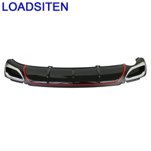 Decoration Modified Automovil Exterior Styling Modification Tuning Car Rear Diffuser Front Lip Bumpers FOR Buick Vernao
