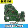 X550CC Motherboard REV:2.0 GT720M 4GB I3-2377U For ASUS X550CC R510CC Laptop motherboard X550CC Mainboard X550CC Motherboard