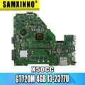 X550CC carte mère REV: 2.0 GT720M 4GB I3-2377U pour ASUS X550CC R510CC ordinateur portable carte mère X550CC carte mère X550CC