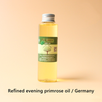 Evening primrose oil Germany, relieve eczema, dry skin itch, moisturize and whiten, protect skin, lose weight lumene sisu recover and protect facial oil
