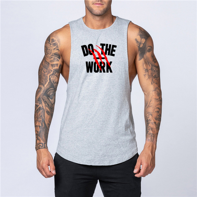 Gym Tank Top  2