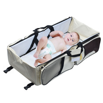 baby bed portable baby bassinet bed comfortable newborn travel bed cradle safety infant bassinet cribs Baby Nest Bed Portable Crib Travel Bed Infant Toddler Cotton Cradle for Newborn Baby Bed Bassinet Bumper