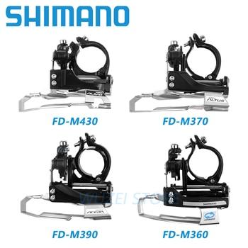Shimano-cambio de velocímetro para bicicleta, RD-M430 de RD-M360, RD-M370/7/24/27, 8/9