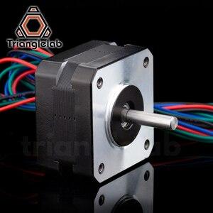 Image 4 - Trianglelab titan Moteur pas à pas 4 plomb Nema 17 22mm 42 moteur 3D imprimante extrudeuse pour J tête bowden reprap mk8
