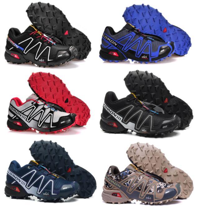Speedcross-Zapatillas deportivas 3 CS III para hombre, para exteriores, cómodas, para caminar, eur40-46, 2021