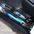 Защита для багажника автомобиля от порог машины  декоративные педали из нержавеющей стали  полная защита посылка для Nissan X-Trail