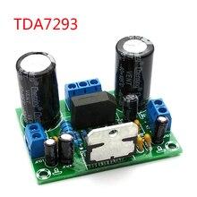 Плата цифрового аудио усилителя TDA7293, моно, одноканальный, переменный ток 12 50 в, 100 Вт