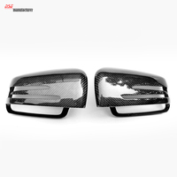W204 W176 carbon fiber door mirror cover for Benz CLA W117 A class W176 E coupe W207 W212 CLS W218 GLA X156 W216