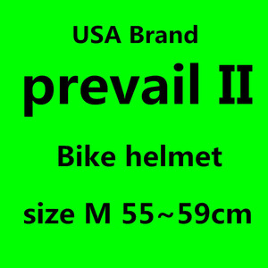 USA Brand Prevail II Bicycle Helmet Red special Road Bike Helmet Ultralight Mtb Cycling Helmet Cap Foxe wilier Mixino Tld E(China)