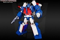 Takara Tomy Transformers Robots MP22 MP 22 Masterpiece Ultra Magnus Deformation Action Figure Toy Collectible