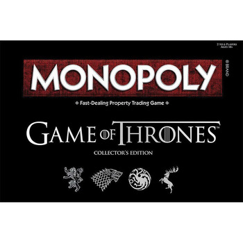 Monopoly Game of Thrones (English Version) 1