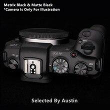 كاميرا لصقة جلد صناعي ملصق لكانون EOS R EOS RP حامي المضادة للخدش معطف التفاف غطاء