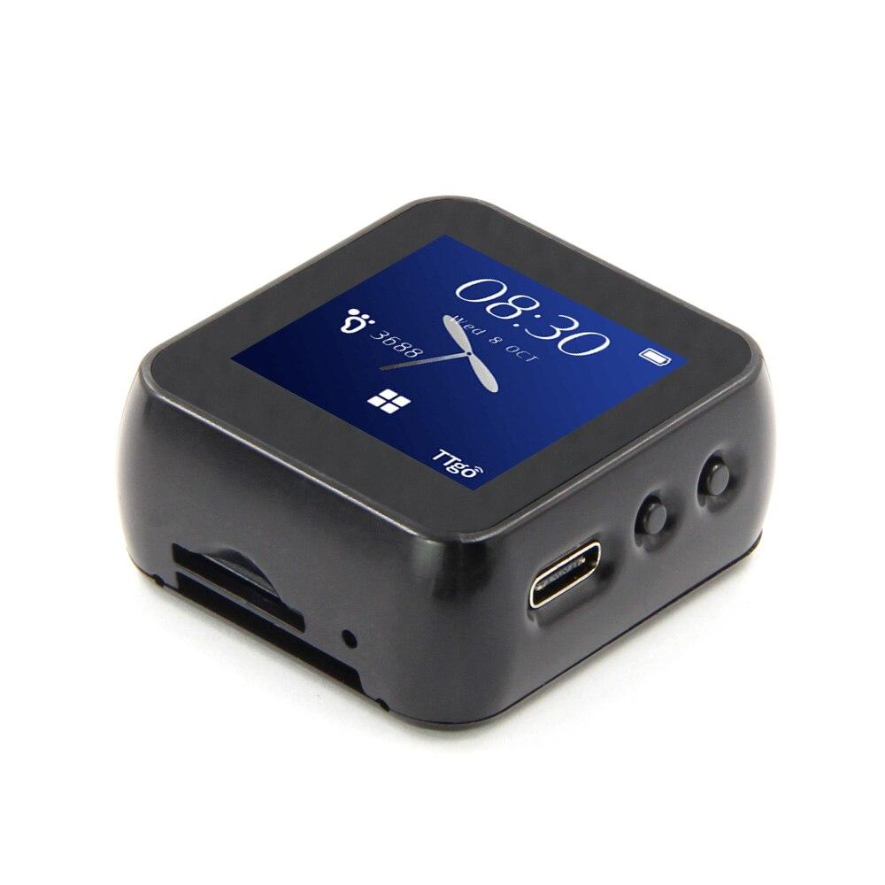 ESP32 لورا مجموعة تطوير شاشة تعمل باللمس T-ساعة برمجة يمكن ارتداؤها التفاعل البيئي واي فاي بلوتوث