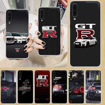 sports car Nissan Skyline Gtr Phone Case hull For SamSung Galaxy note A 5 7 8 9 20 30 40 50 51 60 70 71 80 2017 18 E transparent image