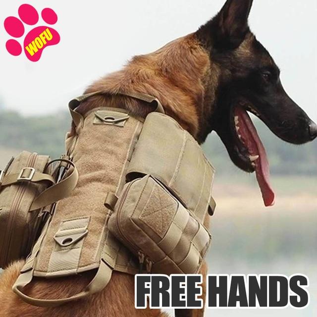 Free Hands Pet Collar & Harness 1