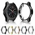 Защитный чехол для Samsung Galaxy watch 46 мм 42 мм band Gear S3 frontier, сменный универсальный чехол из ТПУ для умных часов, 22 мм