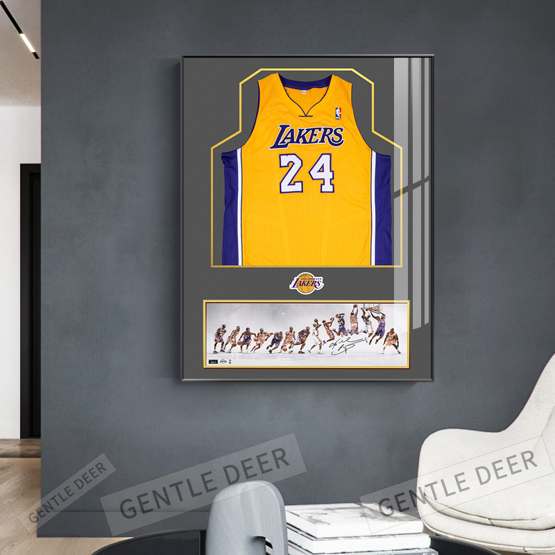 Picture Frame Woody Poster Frame Kobe Bryant jersey Poster ...