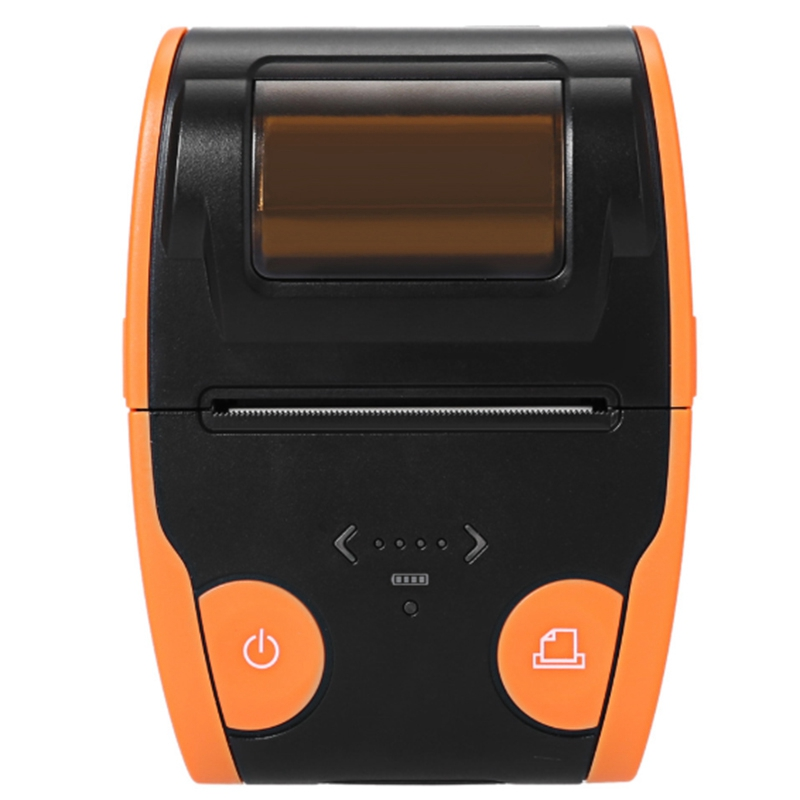 Portable Mini 58Mm Bluetooth Wireless Thermal Receipt Ticket Printer For Mobile Phone Bill Machine Shop Printer For Store Eu Plu