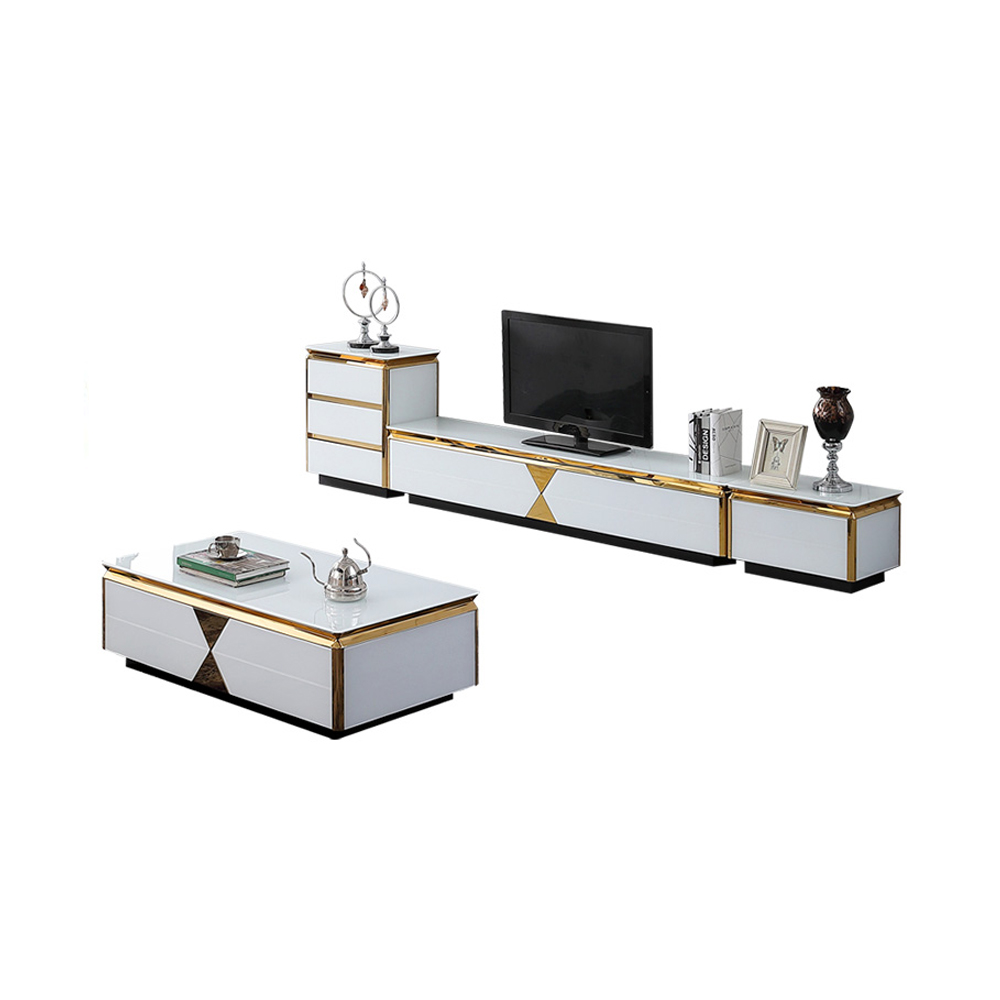 Living Room Tv Monitor Stand Mueble