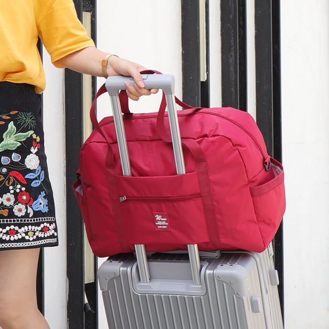New-Oxford-Large-Suitcases-and-Travel-Bag-Foldable-Women-Duffel-Bag-Shoulder-Carry-on-Women-Big