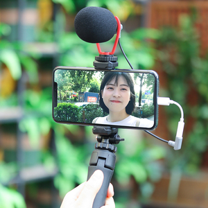 Image 5 - 울란 지 MT 10 휴대용 Vlog 삼각대 미니 삼각대 짐벌 자료 Osmo 모바일 2 3 Vlog 삼각대 스마트 폰 DSLR SLR 카메라