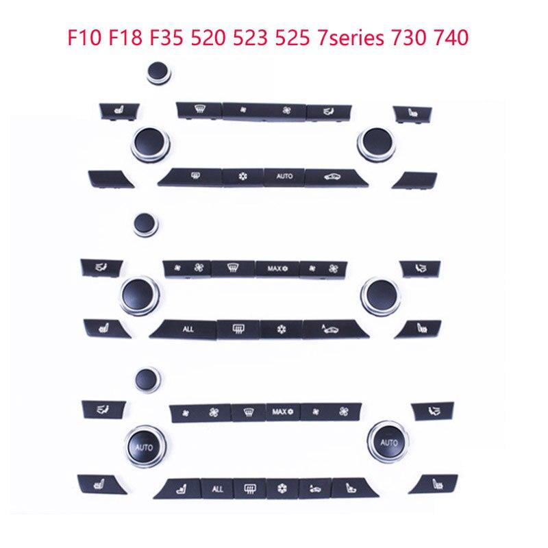Автомобильный обогреватель, климат-контроль, громкость ветра, кондиционер, переключатель вентилятора, замена крышки вентилятора для BMW F10 F11...