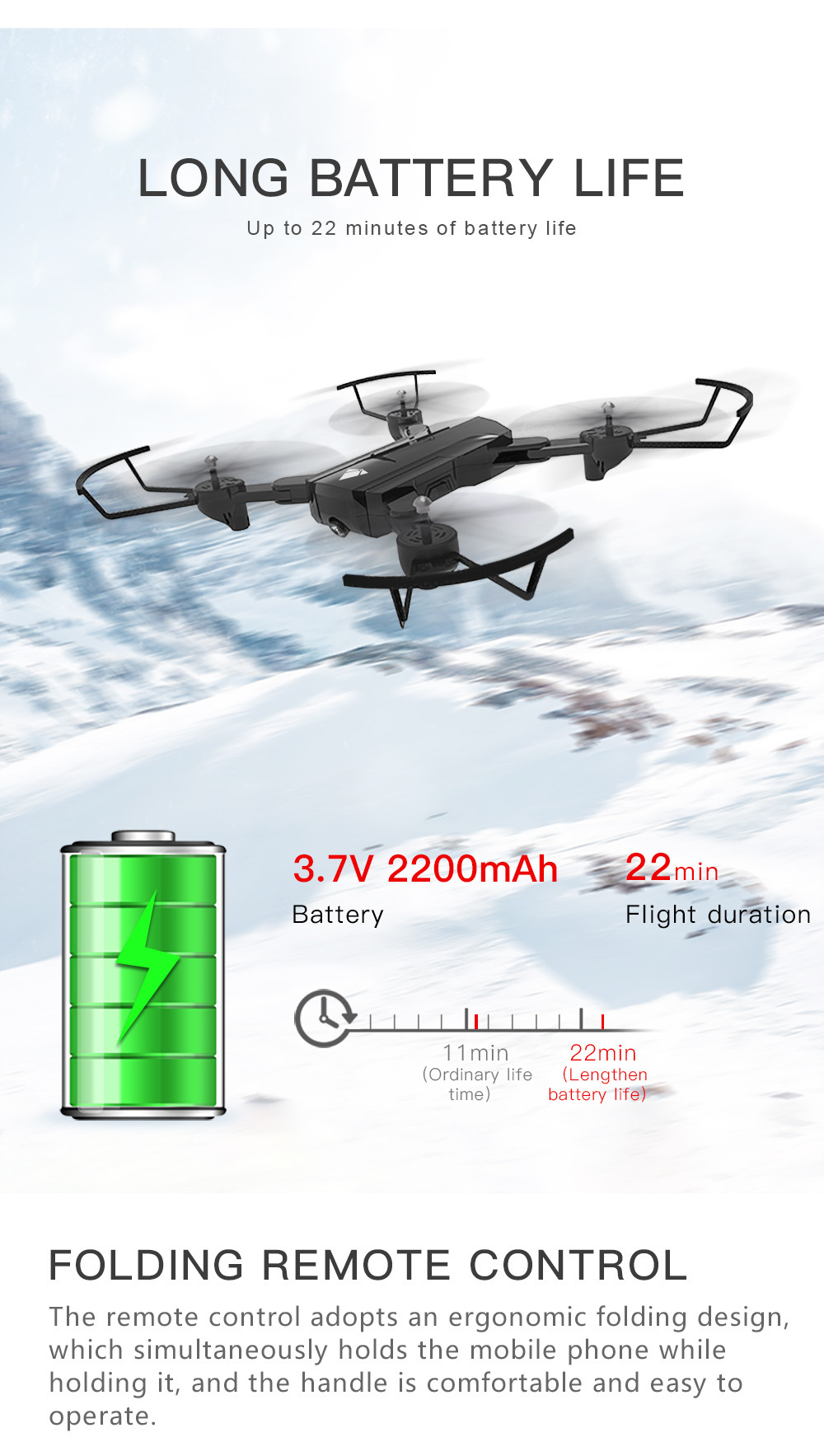 Hubsan JJRC HD With 16