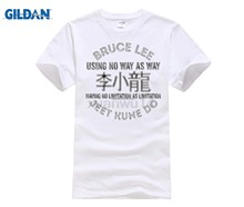 HOT deals 2018 Newst 100% Cotton Hot Sale T Shirt Bruce LEE Men's Jeet Kune Do T-Shirts - Several To Choose From..(China)