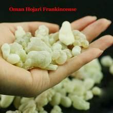 Royal Hojari Frankincense Natural Oman Super Green Incense High Quality Edible Lemon Fragrant Smoked Hydrosol C