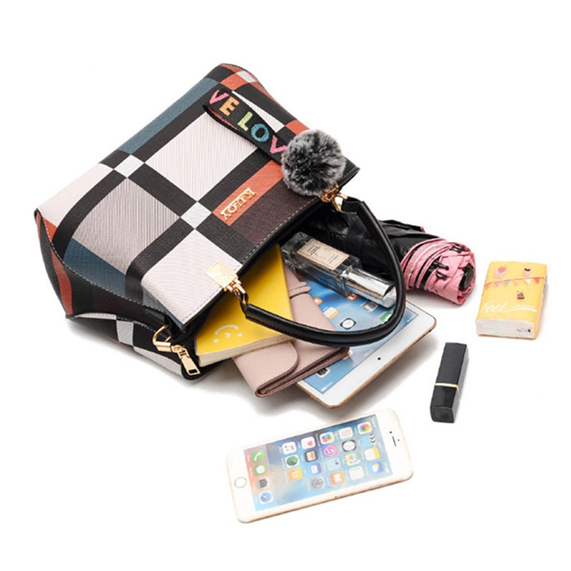 2020 SWDF New Luxury Handbag Women 5