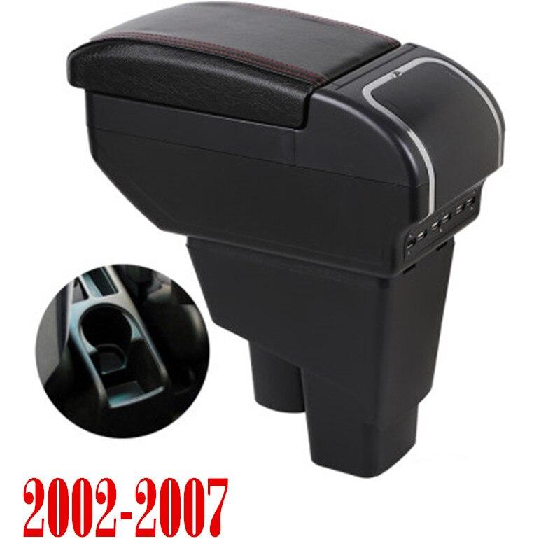 Подлокотник поворотный для хэтчбека Honda Fit Jazz 2002-2007