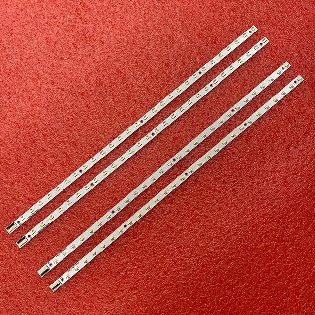 New 4pcs/set LED backlight strip for KDL 50EX645 V500HK1 LS5 V500HJ1 LE1 4A D078708 D078707 V500H1 LS5 TLEM4 TREM4 TLEM6 TREM6
